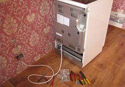 Подключение электроплиты. Армавирские электрики.