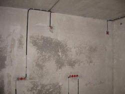 Электромонтажные работы в квартирах новостройках город Армавир