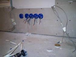 Электромонтажные работы в квартирах новостройках в Армавире. Электромонтаж компанией Русский электрик